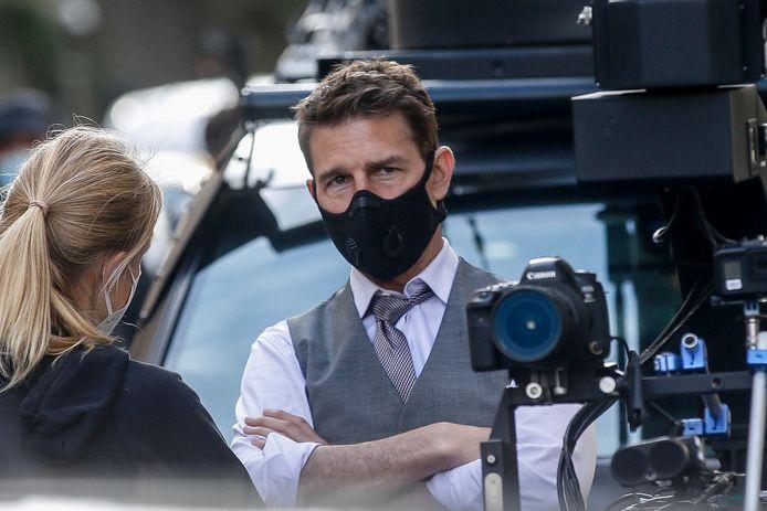 """Entre les sautes d'humeur de Tom Cruise et les conditions relatives à la pandémie, le tournage de """"Mission Impossible 7"""" est particulièrement difficile pour les équipes du film."""