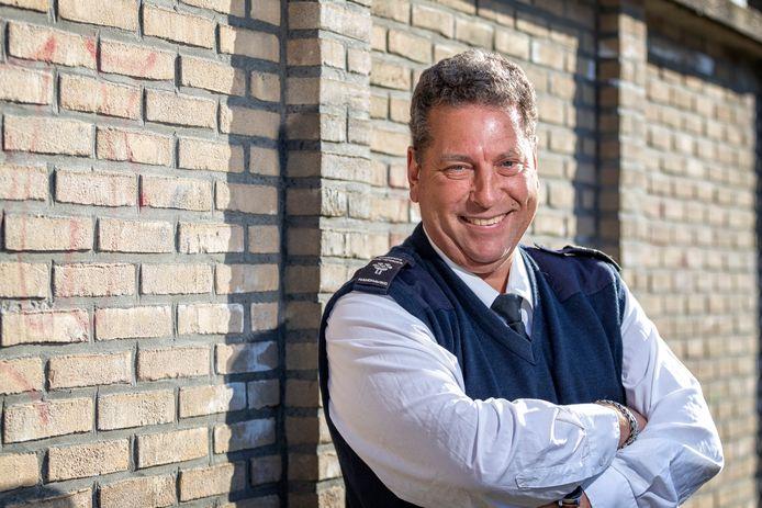 Zoetermeerse marktmeester Rob Hofschreuder