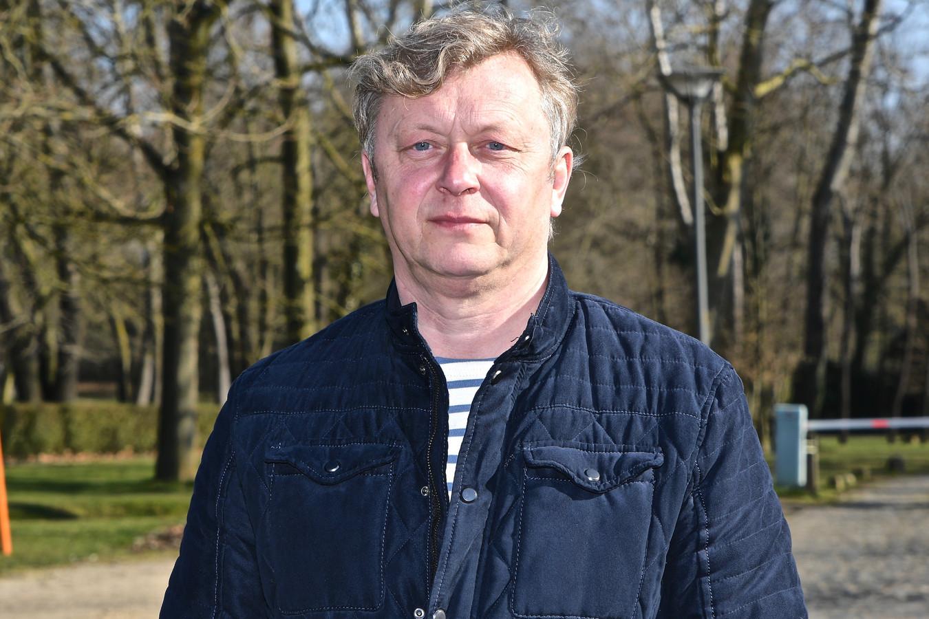 Schepen Jan Vandoolaeghe.