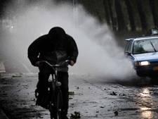 Natgespatte pechvogel meldt zich bij politie Scheveningen