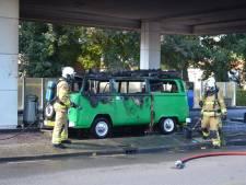 Man die brand veroorzaakte bij Zutphens tankstation niet aangehouden
