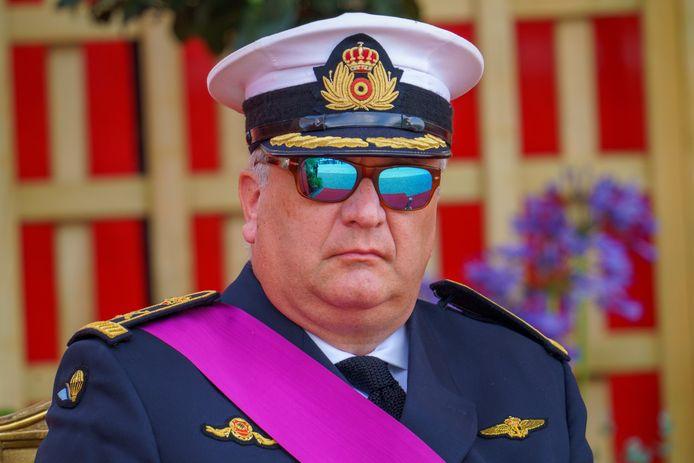 Le prince Laurent.