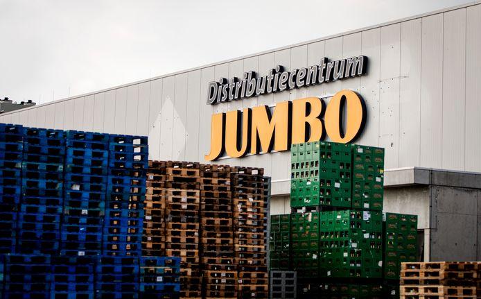 Distributiecentrum in Breda.