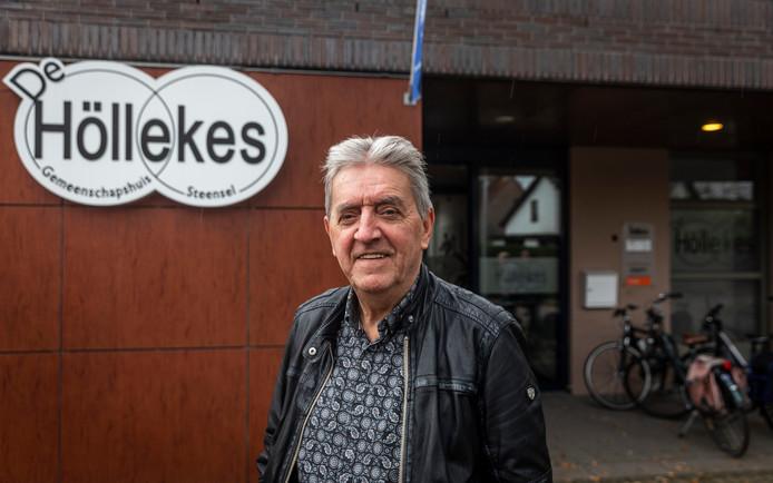 Piet Hakkens organiseert een live muziek-avond in de Höllekes.