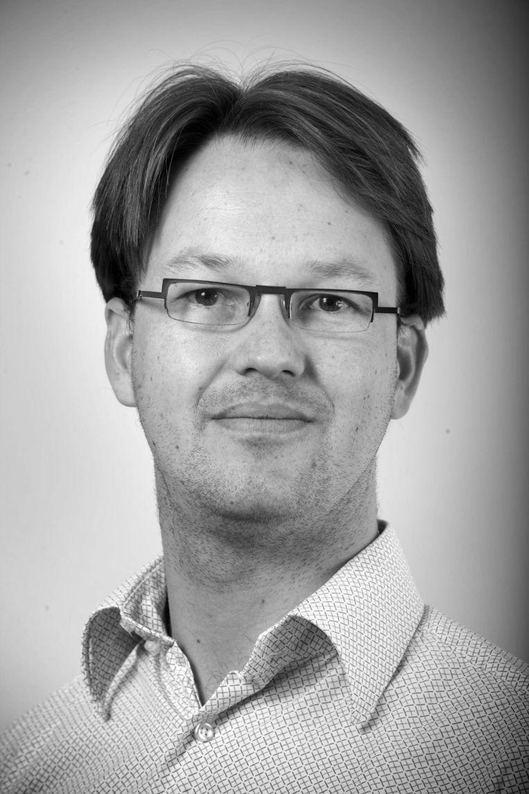 Maarten Rabaey. Beeld Jonas Lampens