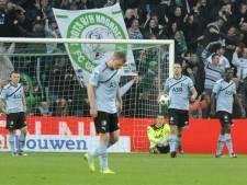 Verbijsterende afgang Feyenoord in Groningen