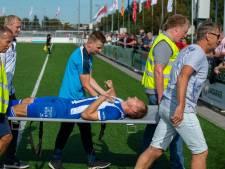 Datum operatie is goed nieuws voor Hoek-speler Van Leiden