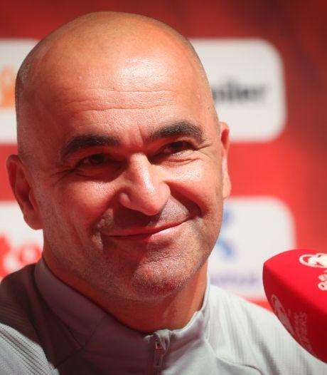 """Roberto Martinez préface le match contre la Tchéquie: """"Cette fois, nous aurons l'avantage de jouer devant notre public"""""""