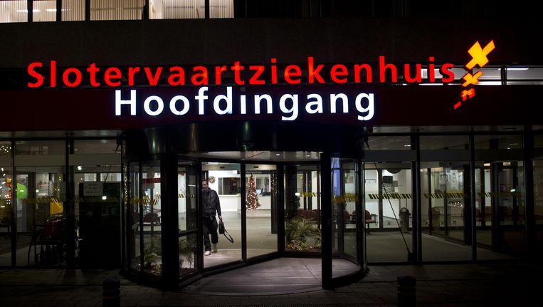 Zorgondernemers Winter en De Boer verdienen 281.702 euro als hun salarissen bij MC Slotervaart en IJsselmeerziekenhuizen bij elkaar worden opgeteld. Beeld anp