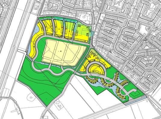 Onder meer de toekomstige Middelburgse nieuwbouwwijk Essenvelt krijgt aardgasvrije woningen.