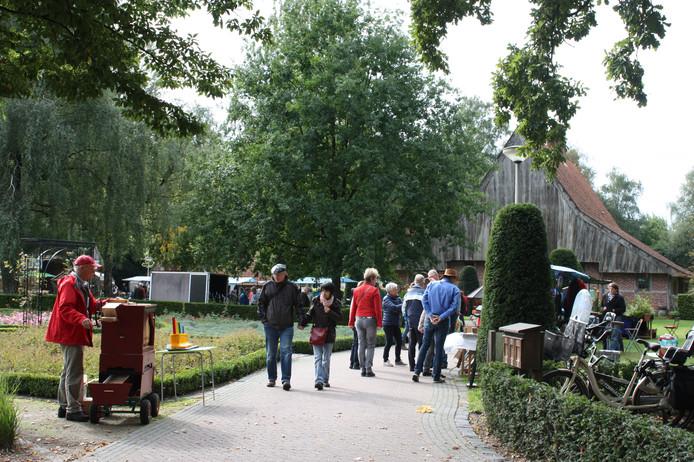 Groei & Bloei houdt zondag 16 september een nieuwe Groen Zondag op cultuurpark Erve Kraesgenberg.