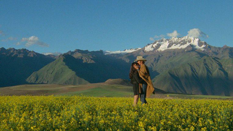 The Last Movie werd in Technicolor opgenomen in Peru.  Beeld
