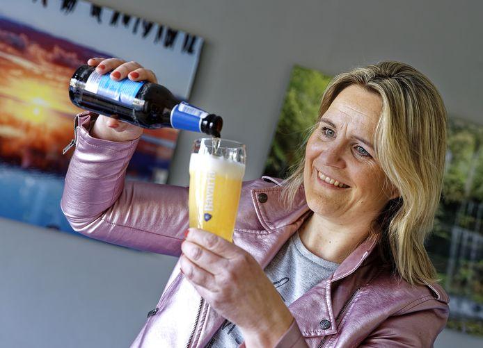 Bierexpert Fiona de Lange: 'Een zachte, granige, diepgaande smaak.'