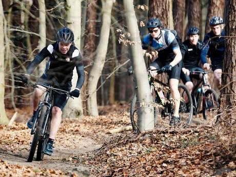 Hoe mountainbikers ervoor zorgen dat schapen op de Utrechtse Heuvelrug veilig zijn voor wolven