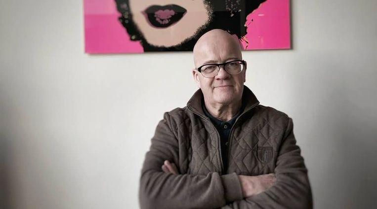 De overleden regisseur Jan Vandermotte