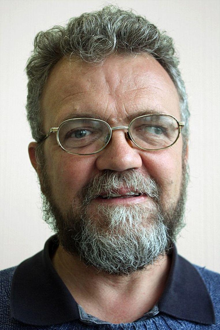 Jan Nyssen is hoogleraar geografie aan de Universiteit Gent  verstuurt een nieuwsbrief over de situatie in Tigray en houdt contact met zijn studenten daar. Beeld