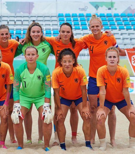 Tieleman en Oranje beginnen EK met 3-1-nederlaag
