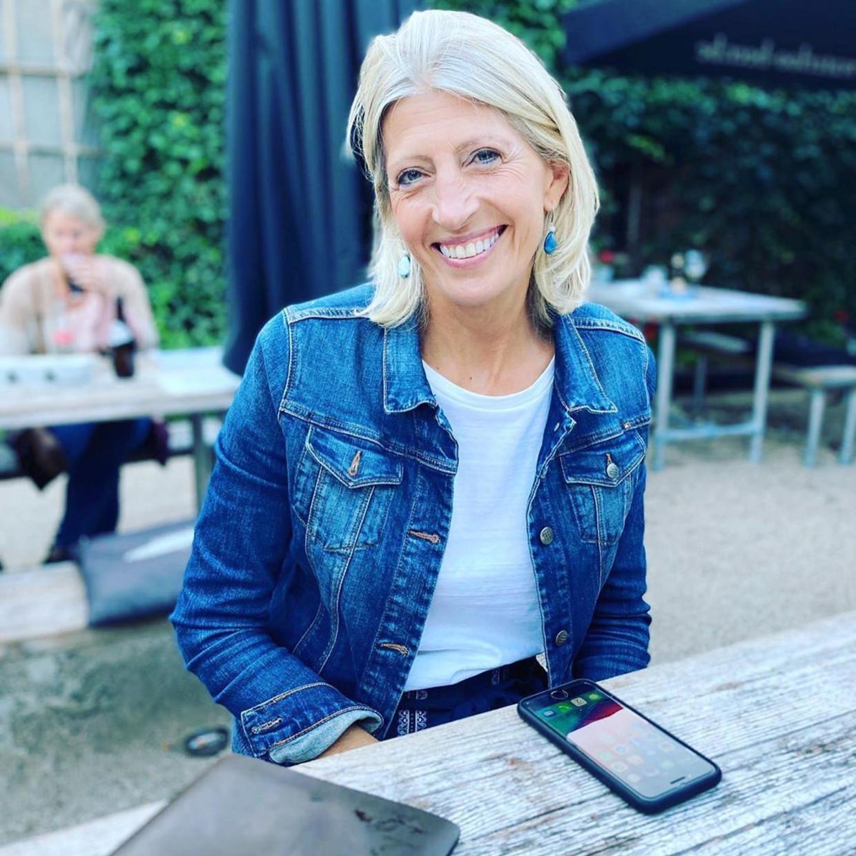 Uyttersprot zou om het leven zijn gebracht door haar partner.  Beeld Instagram