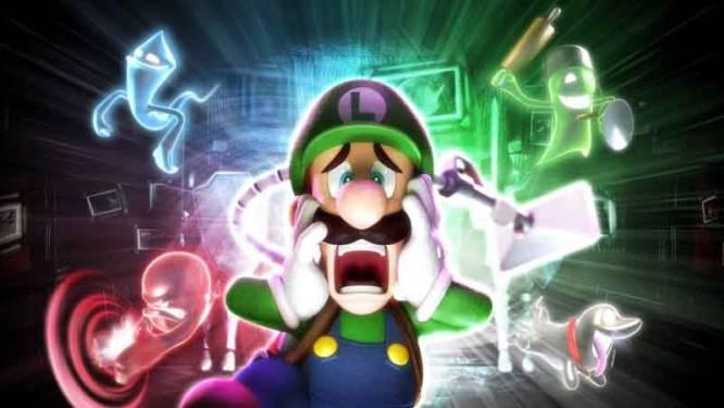 'Luigi's Mansion 2': Veel humor en variatie in typisch Nintendo-spel