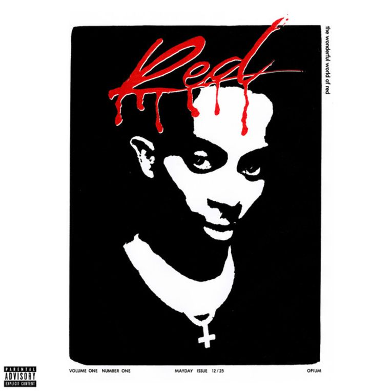 Playboi Carti - Whole Lotta Red Beeld