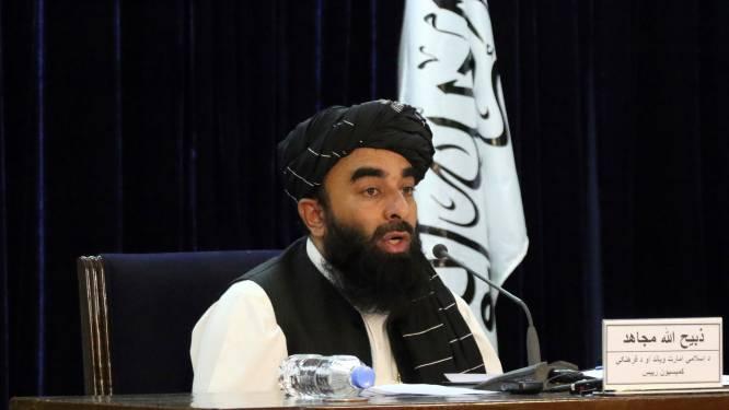 Dit is de nieuwe regering van Afghanistan, taliban kondigen kopstuk aan als premier