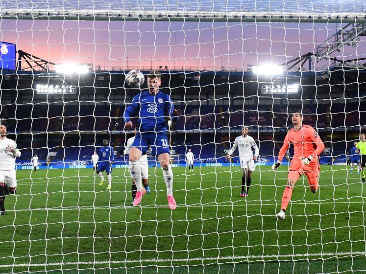 Bekijk hier hoe Chelsea de finale van de Champions League haalde