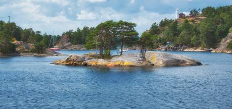 Eilanden en elanden in het Zweedse Småland