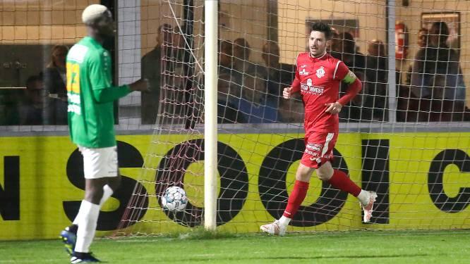 """Ruben Tilburgs helpt Hoogstraten met eerste treffer aan 4-0-zege: """"We speelden quasi perfecte match"""""""