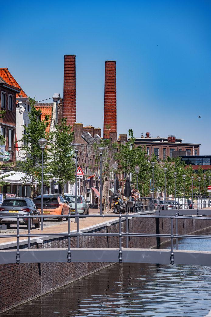 De haven in Zevenbergen ligt er, maar de financiële afwikkeling is nog niet afgerond.