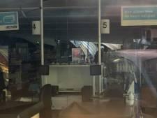 Une soixantaine d'interventions pour des intempéries à Ath et Lessines, la toiture d'un magasin Action effondrée