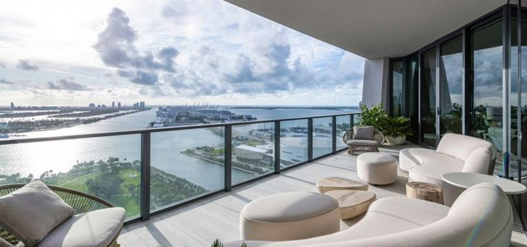 Het nieuw penthouse van de Beckhams