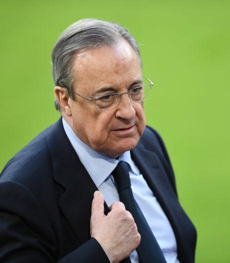 Real Madrid geeft niet op: 'Clubs kunnen niet uit Super League stappen'