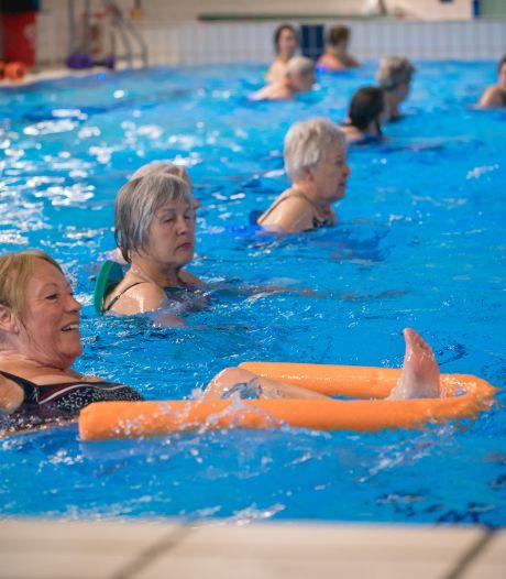 Zwembad De Bongerd hoopt op herleven oude tijden: 'Verwacht dat veel banenzwemmers in september weer bij ons terugkomen'