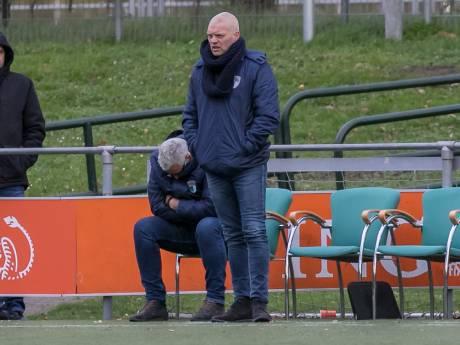 Schimmenspel rond ontslag van trainer Mulders bij VVOG