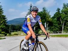 """Evenepoel avant le Giro: """"Je vais me lancer à fond dans le chrono"""""""