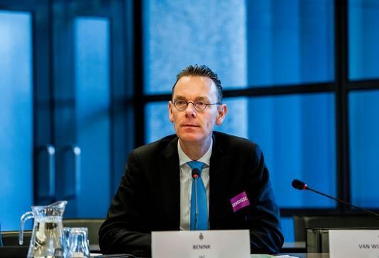 Harald Benink, hoogleraar