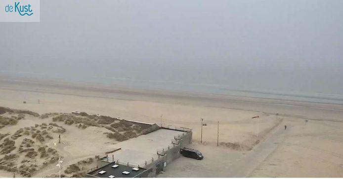 Webcambeeld van De Panne