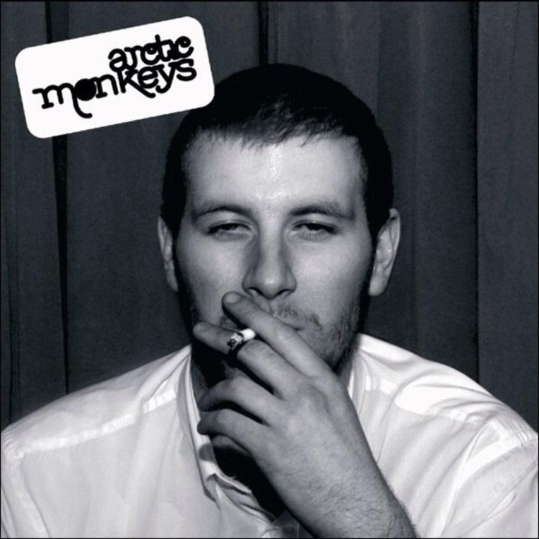 Arctic Monkeys Beeld RCA