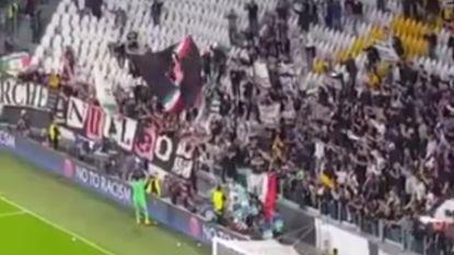 Het meest emotionele moment uit Juve - Monaco speelde zich even na de match af