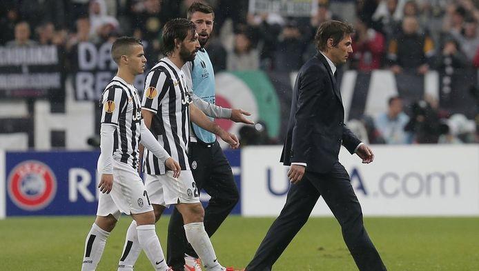 Door de uitschakeling in de Europa League kan Juventus op 11 mei aan de bak tegen AS Roma.