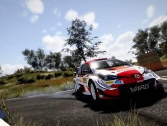 WRC 10 is prachtige rallygame die ieder foutje genadeloos afstraft