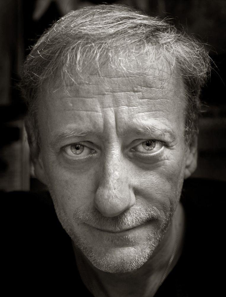 Misdaadauteur Luc Deflo. Beeld UNKNOWN