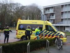 Fietsster lichtgewond na botsing tegen auto in Boxtel