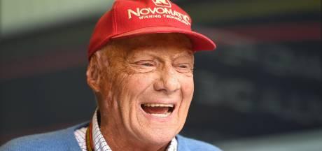Het laatste 'wapenfeit' van F1-legende Niki Lauda: wilde nacht op Ibiza