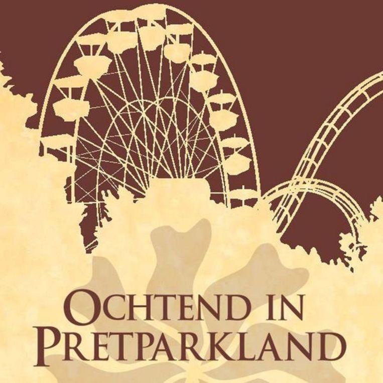 In 2009 besloten vijf studenten een podcast over pretparken te maken: 'Ochtend in pretparkland'. Beeld rv
