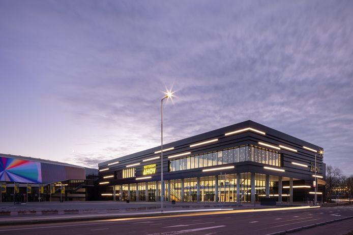 Ahoy is uitgebreid met een congrescentrum.