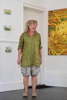 Geen kunstenaarsdorp, nee een heel kunstenaarseiland wil Marie-José Robben van Schouwen-Duiveland maken