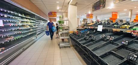 Lege schappen in Albert Heijn Berghem door miljoenenschuld: uitbater dik in het rood