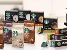 Starbucks-koffie binnenkort gewoon in de supermarkt