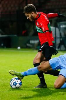 Eindsprint: 1153 NEC-fans bij 'testwedstrijd' tegen De Graafschap
